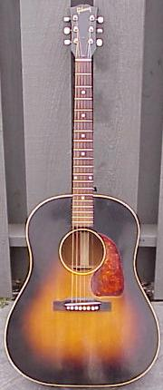 Vintage Guitars Info - Gibson flattop vintage guitar collecting